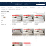 100% Linen Sheets Now $69 @ Sheridan Outlet + Free VIP Shipping on Orders over $150