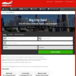 $20 off All Return Domestic Flights @ Webjet