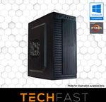 Ryzen 3 2200G RX 570 4GB OC 120GB SSD 8GB RAM $479.20, Intel i7 8700 RTX 2080 16GB RAM $1599 Delivered + More @ Techfast eBay AU