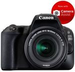 Canon EOS 200D + 18-55mm Lens $459.05 ($449.10 + $9.95 Delivery) @ Camera House eBay