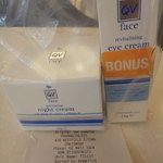 QV Face Night Cream with Bonus Eye Cream $14.99 @ Pharmacy4Less, Chatswood