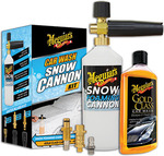 Meguiar's Snow Cannon Kit + Free Meguiar's Gold Class 1.9L $79.96 Delivered @ Sparesbox