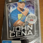 Big W - John Cena Iconic Matches DVD - $0.01