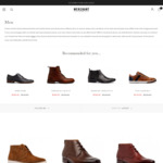 50% off Sale Stock - Sandals from $50, Sneakers and Boots from $60 @ Merchant 1948