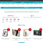 60 Free Photo Prints for New Members (Only Pay $2.95 Delivery), 4.9c Per Print @ Snapfish