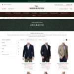 Rodd & Gunn Men's Sales Jacket's & Blazer's $199 to $299 Save Up To $200 @ Rodd & Gunn