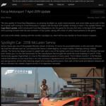 [XB1, PC] Free Spotlight Car: 2018 McLaren Senna - Forza Motorsport 7 (Game Update) @ Microsoft