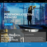 Win 1 of 30 Pokémon Detective Pikachu Prize Packs Worth $143.47 from Roadshow