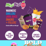 [WA] Free Weekend West or Sunday Times with Any Drink Purchase - Weekend Only @ MuzzBuzz