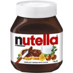 Nutella Hazelnut Spread 750g $5 (Save $3.75), Pepe's Frozen Whole Duck 1.8 kg $9.49 @ Woolworths
