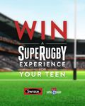 WIN The Ultimate Super Rugby Experience for Your Teen from Swisse