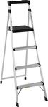 Cosco 100kg 4 Step Lite Aluminium Ladder $49 (Was $94) @ Bunnings
