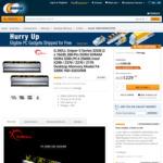 G.skill Sniper X Series 32GB (2x 16GB) DDR4 3200 (PC4 25600) $232.63 Delivered @ Newegg