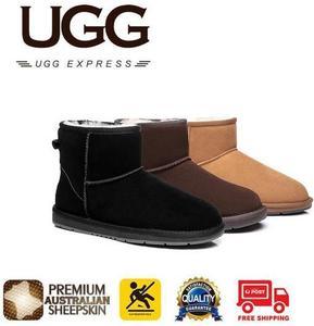286cf843e16 UGG Boots Unisex Mini Classic, Australia Premium Sheepskin, $58 (Was ...