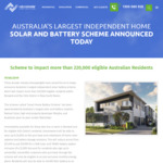 [NSW] $16,990 for 5kWp Solar and 10kWh Battery @ sonnenFlat (Hills District and Norwest Only) Via Natural Solar
