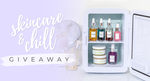 Win a Skincare Fridge, Skincare Oil Collection, Detox Mask, Scrub, Vitamin C Serum and a Toning Mist from Teami Blends