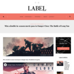 Win a Double In-Season Movie Pass to Danger Close: The Battle of Long Tan from Label Magazine