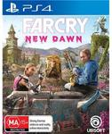 [PS4, XB1] Far Cry: New Dawn $19 | Tom Clancy's The Division 2 $29 C&C/ + Delivery @ JB Hi-Fi