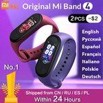 Xiaomi Mi Smart Band 4 US $22.29 (~AU $33.34) Shipped via Xiaomi MC Store @ AliExpress