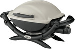 Weber Baby Q - $244, Q2000 - $337.60 + Delivery (Free C&C) @ The Good Guys eBay