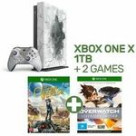Xbox One X Gears 5 Limited Edition Console + The Outer Worlds/COD: MW + Overwatch (+ $2 Item) - $451 + Delivery @ EB Games eBay