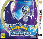 [3DS] Pokemon Moon $15 + Delivery (Free C&C) @ EB Games