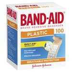 ½ Price on Select Band-Aid Adhesive Bandages, e.g. Band-Aid Plastic Strips 100 Pack $4.34 C&C / In-store @ Chemist Warehouse