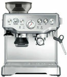 Breville BES870 The Barista Espresso Coffee Machine $543.20 Delivered @ Myer eBay