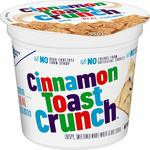 12 x 56g Cinnamon Toast Crunch Cups $21.17 + Delivery (Free for Prime Members w/ $49 Spend) @ Amazon AU via US