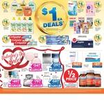 $1: Morning Fresh 400mL, Blistex Lip Balm, Palmolive Hand Wash 250mL, Band Aid Strips Plastic 25pk + More @ Good Price Pharmacy