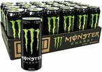Monster Energy Original Flavour 24x 500ml $34.56 (Subscribe & Save) + Delivery ($0 with Prime/ $39 Spend) @ Amazon AU