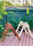 20% off Kids Wooden Climbing Frames (Incl Pikler) @ Jedi Mum Tricks