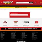 Storage Box 53L $2.99, Storage Container 2x 52L $6.98, 2x 22L $5.98 @ Supercheap Auto