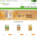10% Sitewide @ Discount Pet Care