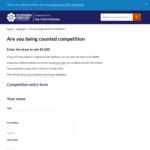 Win a $5,000 Prepaid Debit Card from DCM Strategic Communications [NT Residents]