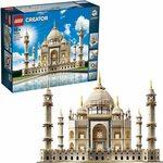 LEGO Taj Mahal 10256 $381.29 Delivered @ Amazon AU