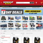 Penrite 5W-30 and Other Spec 7-10L Containers with Nozzle $89.59 (Was $127.99) Pickup @ Supercheap Auto