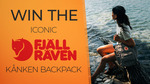 Win 1 of 2 Fjällräven Kånken Backpacks Worth  $144.95 from Seven Network
