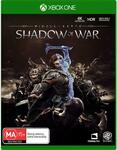 [XB1, PS4] Middle Earth Shadow of War $5 + Delivery ($0 C&C /In-Store) @ JB Hi-Fi