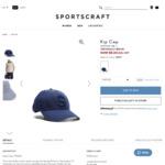 Kip Cap $5 + $10 Shipping @ Sportscraft