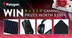 Win a Razer Accessories Bundle Worth $350USD from Polygon and Fanatical