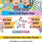 [WA] Free Trial 3/10 & 10/10 Open Day @ CodeStar Australia (Canning Vale)