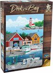 Dock of The Bay 1000pc Jigsaw Puzzle $20.10 + Delivery ($0 with Prime / $39 Spend) @ Amazon AU