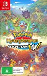 [Prime, Switch] Pokemon Mystery Dungeon Rescue Team DX $49 Delivered @ Amazon AU