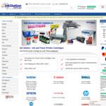 18% off All Compatible Printer Cartridges @ Ink Station
