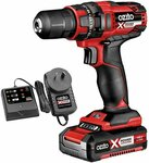 [NSW, VIC] Ozito PXC 18V 10mm Compact Drill Driver Kit $45 @ Bunnings