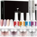 TOMICCA Dip Powder Nail Kit $39.99 Delivered @ Tomicca Amazon AU