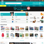 $15 off First Order with Free Shipping on Metro Orders over $49 @ Pet Circle
