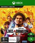 [XB1, XSX] Yakuza: Like a Dragon - $50 @ Amazon AU / EB Games (+ Delivery or Free with Prime)