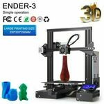 Creality3D Ender 3 $235, Ender 3 Pro $289, Ender 3 V2 $319 Delivered at dealagain via eBay